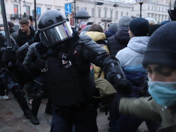 Технологии полицейской дубинки