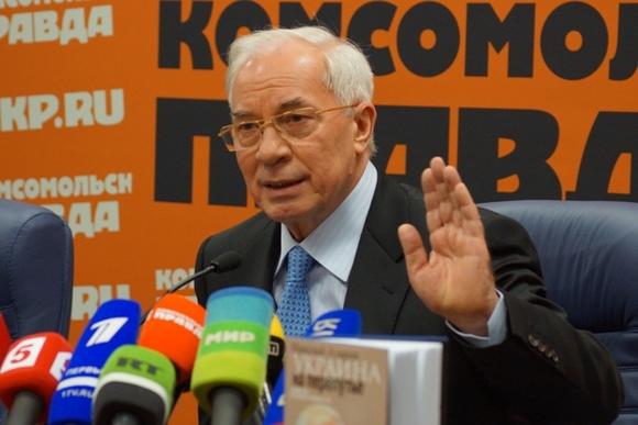 Экс-премьер Украины оценил риск «большой войны» в Донбассе