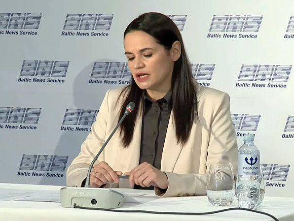 Тихановская анонсировала метод подпольной борьбы с Лукашенко