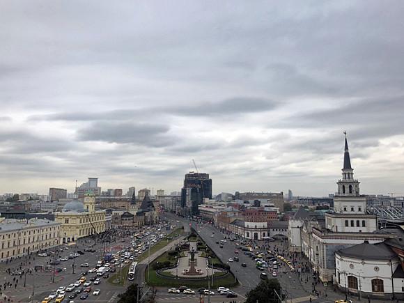 Участок земли в центре Москвы отдадут под развитие железной дороги Курского направления