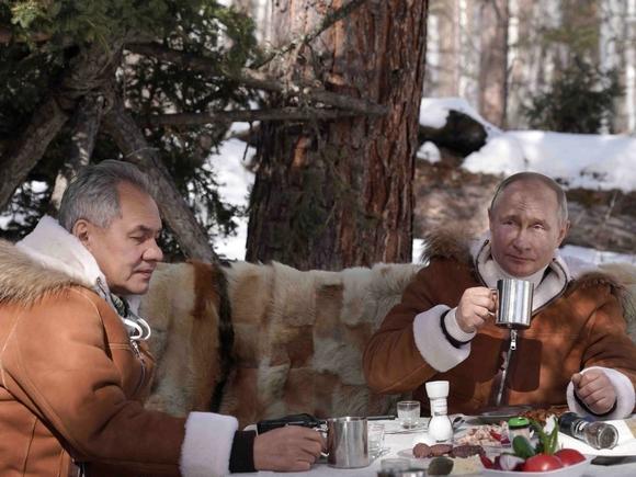 Шойгу привлек старообрядцев из Тувы к тренировкам российских силовиков