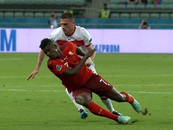 Евро-2020: Турция «подвела» Россию, проиграв Швейцарии, которая набрала 4 очка