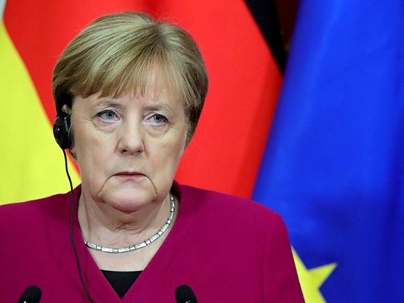Меркель заявила об изменении баланса сил в мире из-за политического усиления Китая и «агрессивного» поведения России