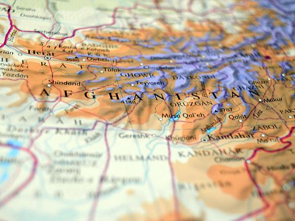 Талибы захватили стратегически важный город в Афганистане