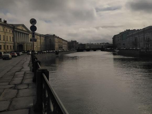 В Петербурге плюс двадцать четыре