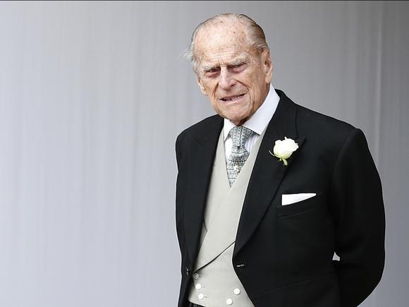 Газета Daily Mail рассказала, как умирал муж Елизаветы II