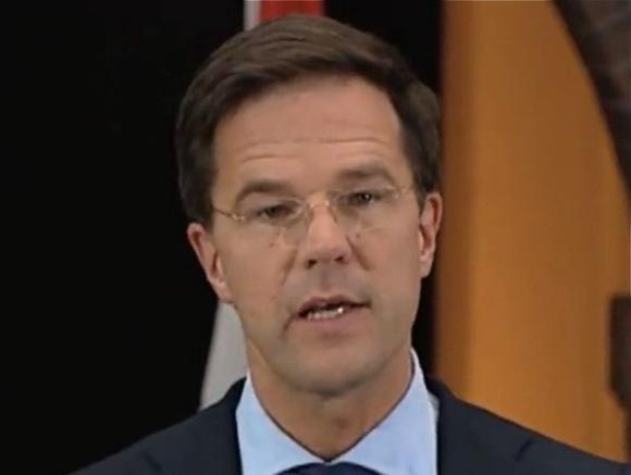 Премьер Нидерландов отказался от участия в саммите ЕС с Путиным