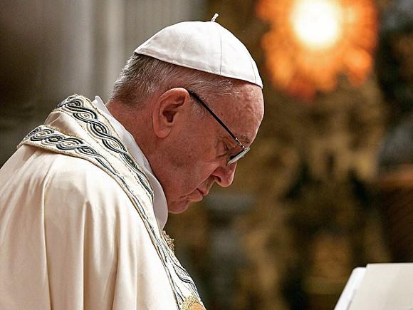 Папа Римский: Пандемией пользуется дьявол