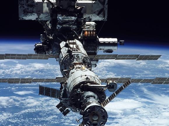 Юбилейный корабль «Гагарин» пристыковался к МКС