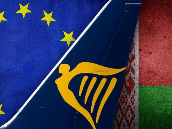 Послы стран ЕС одобрили пакет санкций против Белоруссии из-за захвата самолета Ryanair