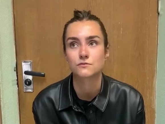 Российский дипломат провел встречу с арестованной в Белоруссии девушкой Романа Протасевича