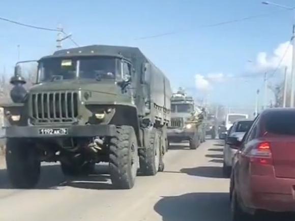 Эксперты CIT: У России останется возможность быстрого развертывания войск у границы с Украины