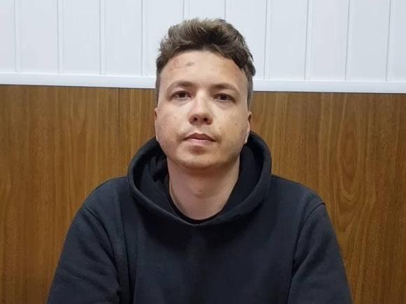 В КГБ Белоруссии заявили об участии Протасевича в действиях батальона «Азов» на Украине