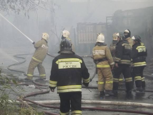 В Свердловской области отыскали фрагменты тела пятого из погибших в пожаре детей