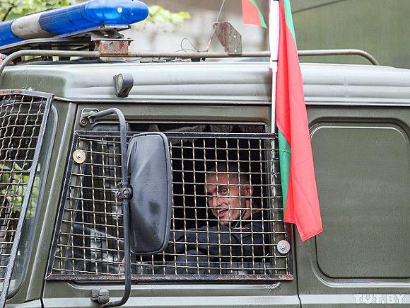 Белорусский врач, работавший в России, арестован за оскорблении милиции
