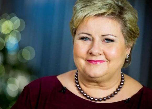Премьер-министра Норвегии оштрафовали за нарушение антиковидных правил
