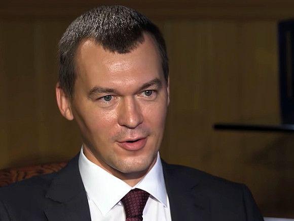 Охранять Дегтярева за 4 млн рублей будет Росгвардия