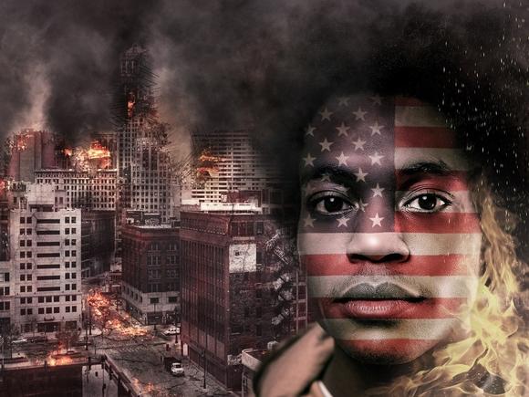 Полиция Миннеаполиса застрелила афроамериканца близ места гибели Флойда «по ошибке»