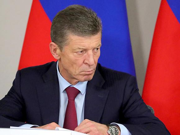 Козак: Россия может встать на защиту жителей Донбасса, если будет вынуждена