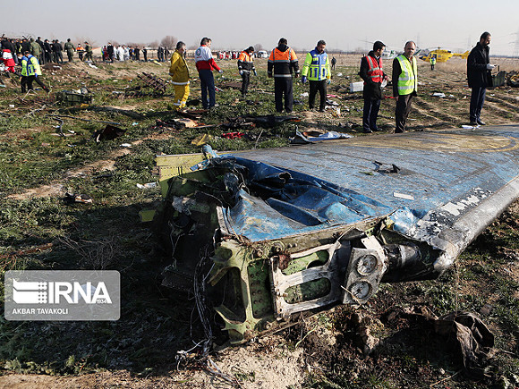 МИД Украины: Иран так и не передал имена обвиняемых в гибели Boeing
