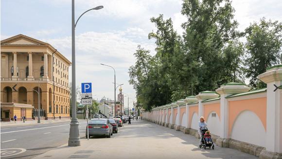 Собянин представил два проекта благоустройства в историческом центре Москвы