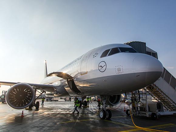 После захвата самолета Ryanair в Минске «заминировали» рейс Lufthansa