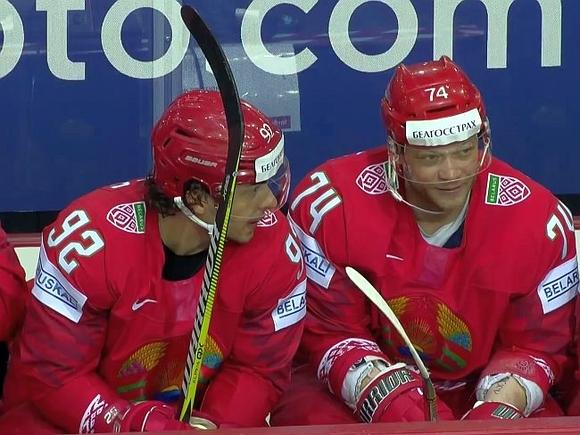 На хоккейном чемпионате мира канадцы набрали свои первые очки, а белорусы — пролетели