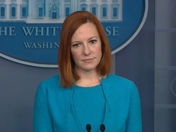 Псаки: США хотят найти «путь вперед» на саммите Байдена с Путиным