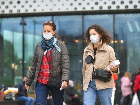 В Москве подтвердили 2279 новых случаев коронавируса