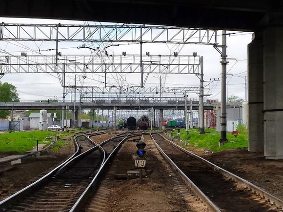 В Москве реконструируют Малое кольцо МЖД и железную дорогу Курского направления