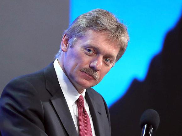 Песков: Россия не собирается двигаться к войне с Украиной
