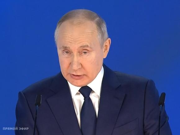 Путин напомнил правительству о «чрезвычайно важной задаче» по инфляции