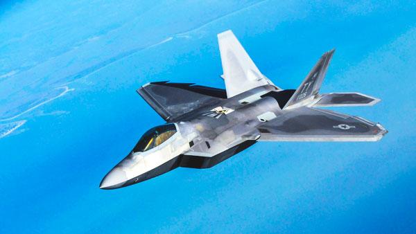 Названа главная уязвимость стелс-технологии американских самолетов