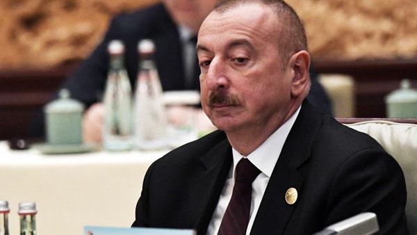 Алиев в Баку заявил членам Минской группы ОБСЕ, что он их не приглашал