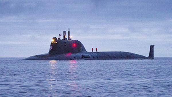 Общество: В создании лучших подводных лодок России возникли сложности