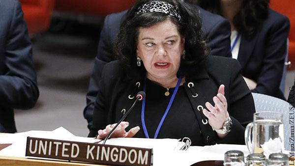 Британия призвала не допустить победы России в пандемии