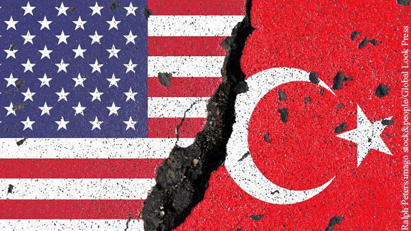 Свыше 170 конгрессменов США пожаловались в Госдеп на Эрдогана