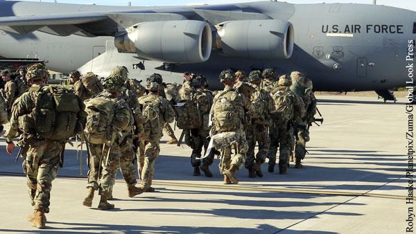 США собрались разместить новые группы войск в Европе и АТР