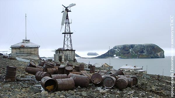 Эколог: Российские заключенные могли бы навести порядок в Арктике за 10 лет