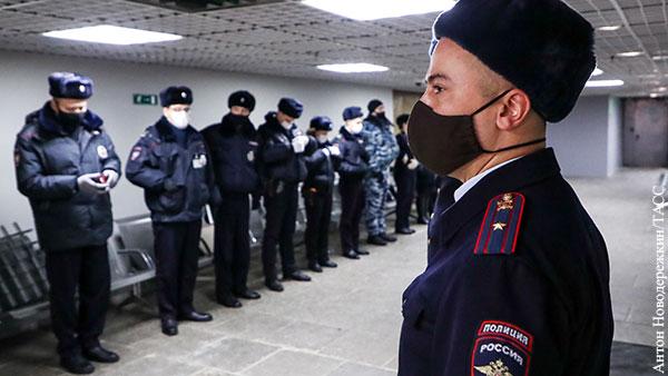 СМИ стало известно о планах оптимизации в российской полиции