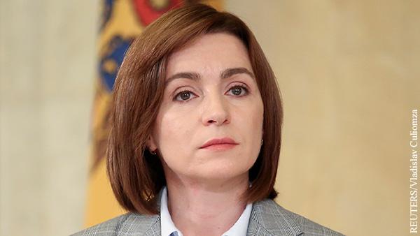 Конституционный суд Молдавии разрешил президенту Санду распустить парламент