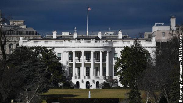 Белый дом допустил возможность дополнительных санкций по «Северному потоку – 2»