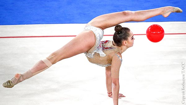 Гимнастка Арина Аверина победила на этапе Кубка мира в Ташкенте