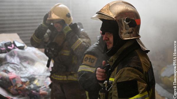 Взрыв газа произошел в жилом доме в Нижегородской области