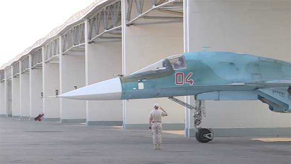 Общество: Военные самолеты России получат крышу над головой