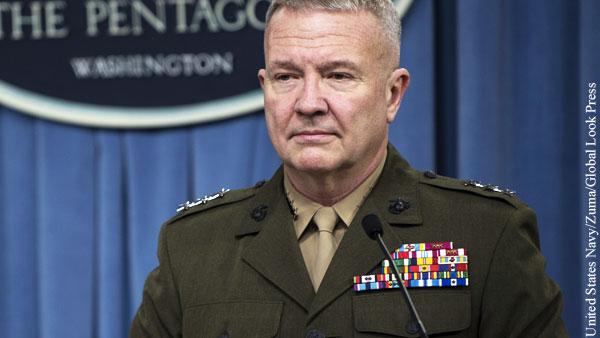 Россию заподозрили в «энергетических» атаках на военных США в Сирии