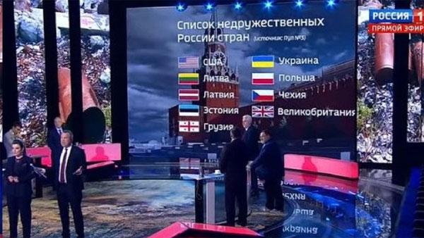 Мнения: России нужен гибкий список недружественных стран