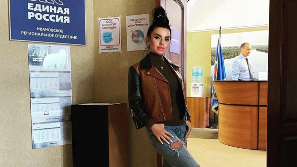 Экс-солистка «Тату» Юлия Волкова решила участвовать в праймериз «Единой России»