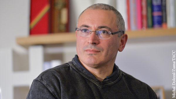 Основатель Вымпелкома: Ходорковский просто подарил учредителям «Медузы» четверть миллиона