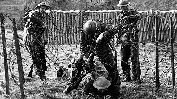 Историк рассказал о массовом убийстве советских пленных британцами